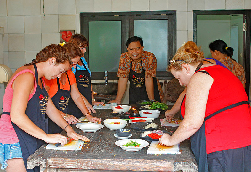 Anika Cooking Class 10