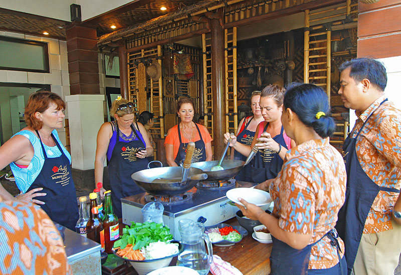 Anika Cooking Class 12