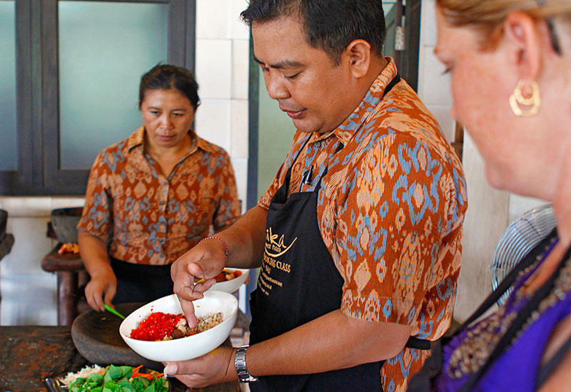 Anika Cooking Class 3