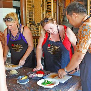 Anika Cooking Class 8